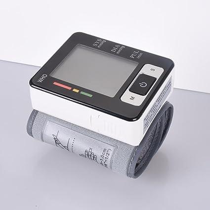 PuMaple Tensiómetro Digital con Indicador de Corazón Saludable e Hipertensión
