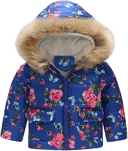 Lurryly❤Toddler Girls Boys Kids Winter Warm Knitted Tops Coat Jacket Outerwear Clothes 1-5T