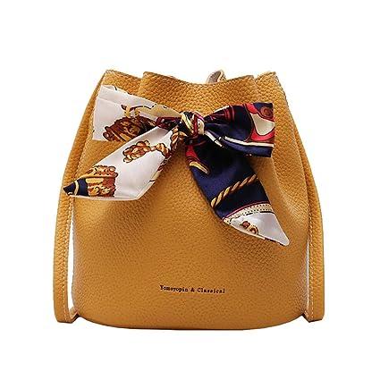 design innovativo le migliori scarpe taglia 7 ZZXIAN Borsa Tracolla Estive Eleganti Pelle Secchiello Borse Donna ...