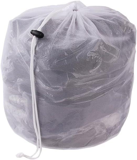 Bolsa de lavado, Woopower cordón neto malla de lavandería Ahorro ...