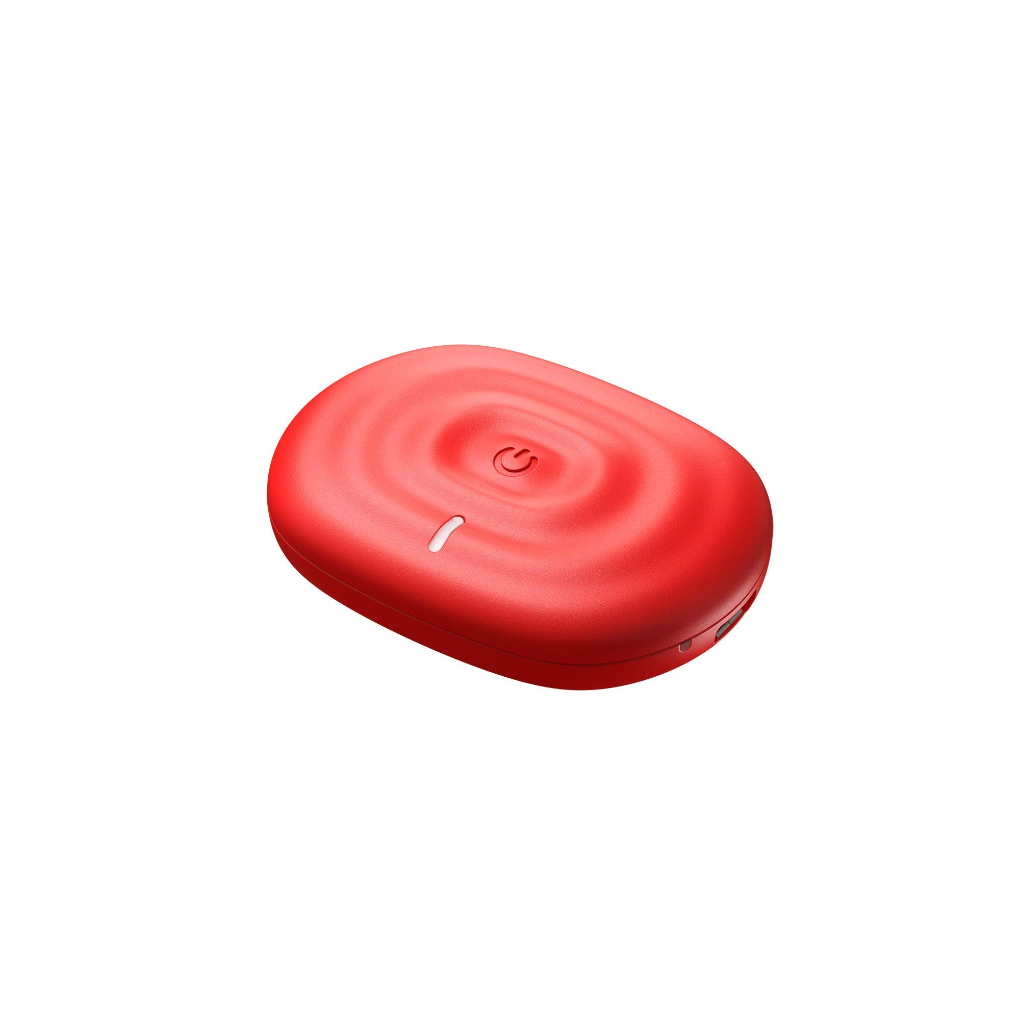 PowerDot 2.0 - Smart Electric Muscle Stimulator - Duo - Red - App Controlled Wireless Electrical Muscle Stimulator for iOS and Android - Speed up Recovery, Improve Strength, Reduce Risk of Injury by Powerdot (Image #4)