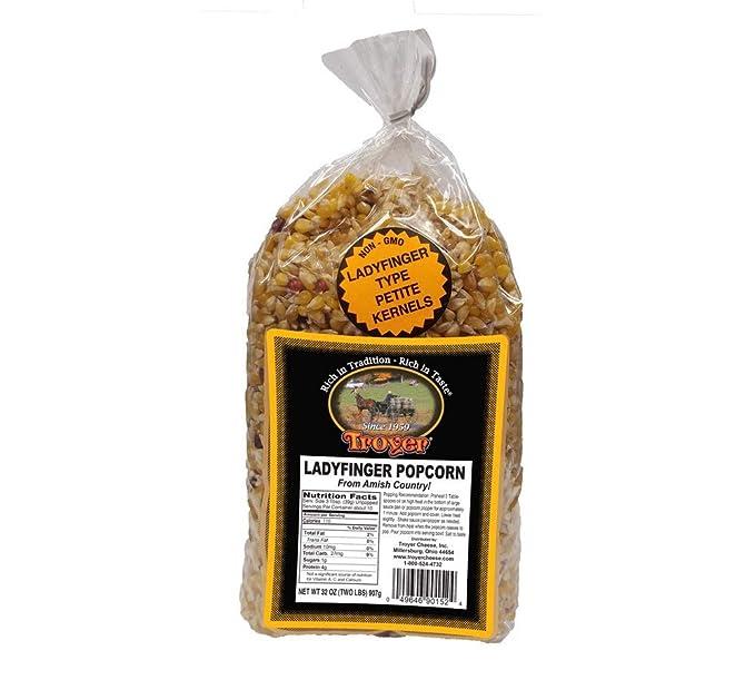 Tom Thumb Popcorn non-GMO 25 seeds