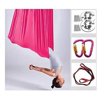 Sxrkrcyy Yoga aérea, Hamaca de Yoga,Yoga Hamaca Columpio ...
