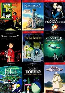 amazoncom the best of miyazaki collection movies amp tv