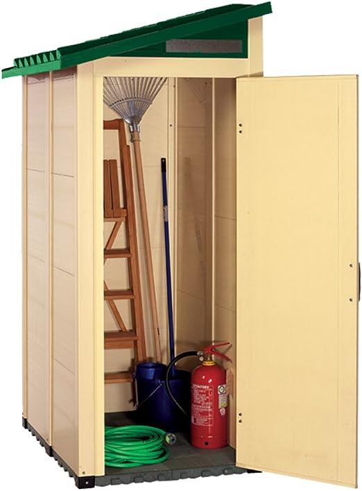 Casa PVC suelo incluye herramientas para exterior jardín TUSCANY100A: Amazon.es: Jardín