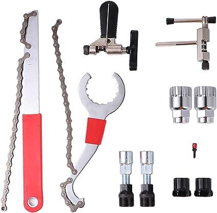Tool kit repair bike extractor