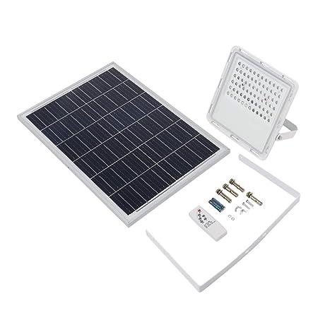 Riuty Lámpara LED de Pared Solar, lámpara de Pared con Sensor de ...