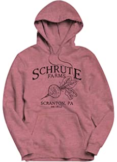 Scranton Pennsylvania Thats What She Said Unisex Hoodie Sweatshirts Funny Saying Sweaters False Dwight Short Sleeves Gift For The Office Fans