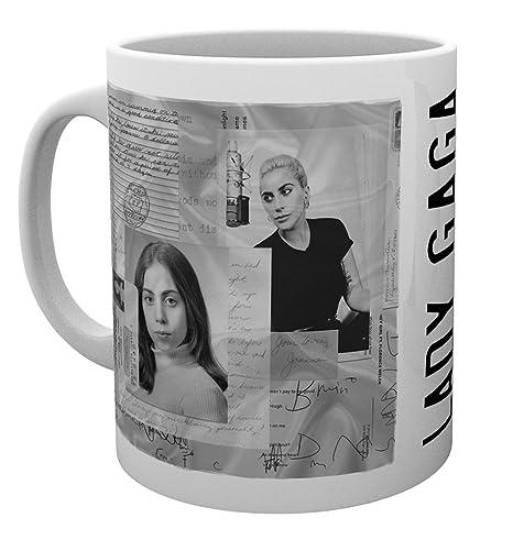 GB Eye LTD, Lady Gaga, Notes, Taza: Amazon.es: Hogar