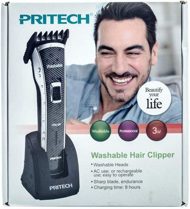 Pritech PR-1723 Afeitadora Eléctricas Para Hombre: Amazon.es ...