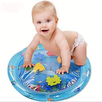 Bebé Inflable Cojín acuático Infantil Circular tapete ...