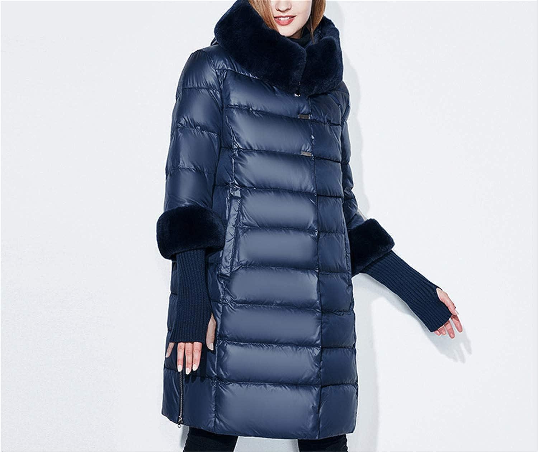 Jacket Women Camperas Mujer Abrigo Invierno Coat Women Park Plus Size 5XL Fur Collar Hat Cuffs Thick Europe at Amazon Womens Coats Shop