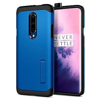 Spigen Tough Armor Designed for OnePlus 7 Pro Case (2019) - Nebula Blue