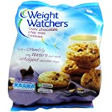 Weight Watchers Oaty Chocolate Chip Mini Cookies X 5 95G