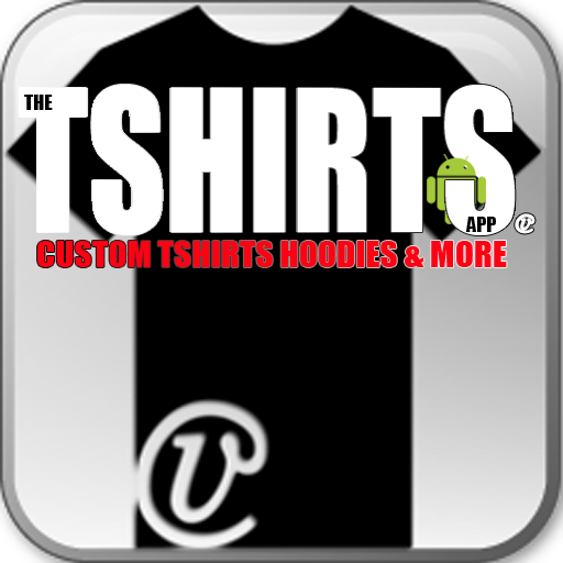 THE TSHIRT APP from vDESIGNS