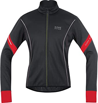 Gore Bike Wear Herren Jacke Power 2.0 Windstopper Soft Shell