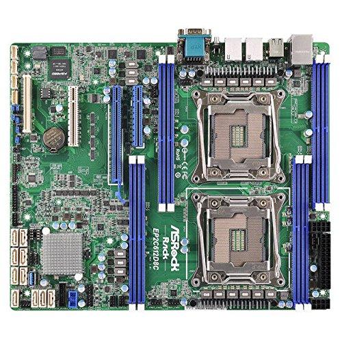 ASRock Rack Motherboard EP2C612D8C