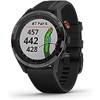 Garmin GM-010-02200-50 Approach S62 Premium GPS Golf Smartwatch, Black