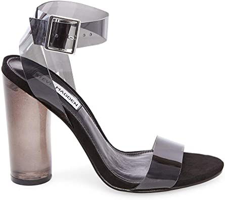 comprar lujo ahorrar colores delicados Amazon.com   Steve Madden Women's Clearer Dress Sandal   Heeled ...