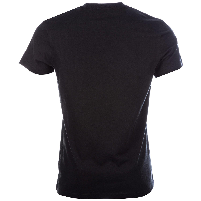 adidas originals herren t-shirt schwarz adiboom