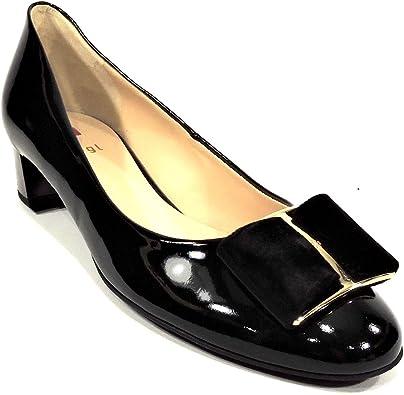 Varnish Leather Women MID Heels | Pumps