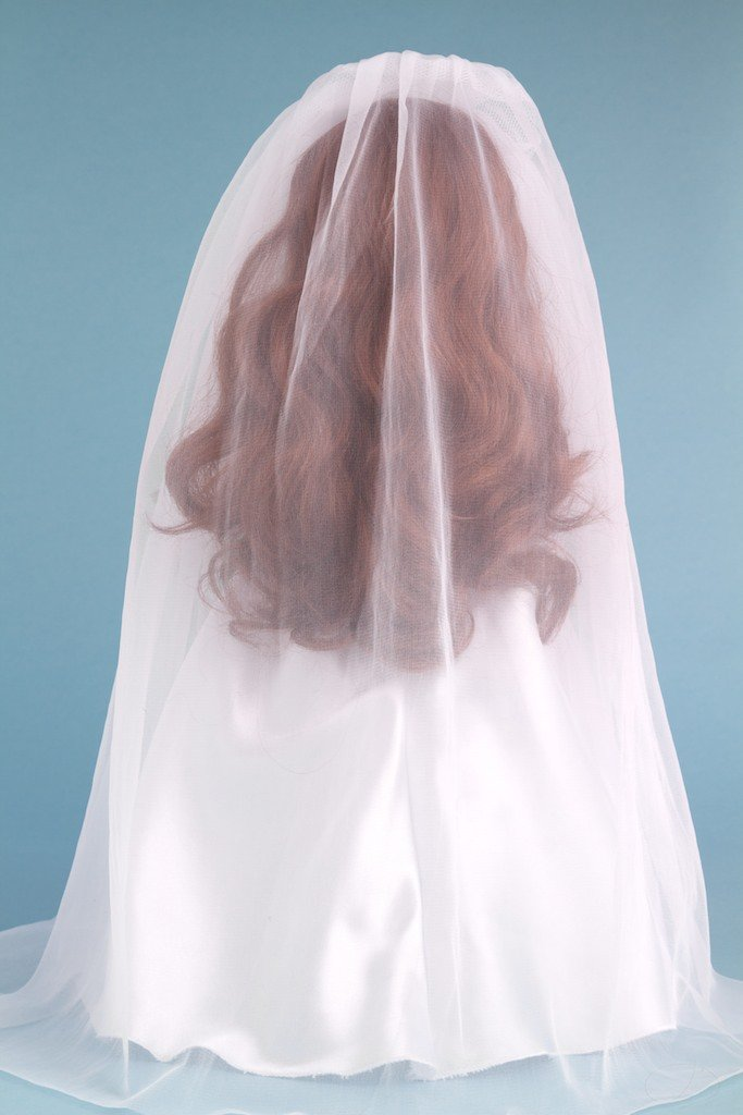 Amazon Princess Kate Royal Wedding Dress With White Leather Shoes And Tulle Veil