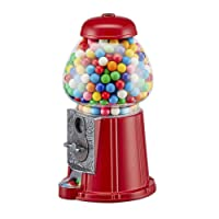 Balvi Machine à Bonbons American Dream  Rouge Tirelire et Distributeur de Bonbons