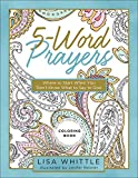 img - for 5-Word Prayers Coloring Book: Where to Start When You Don t Know What to Say to God book / textbook / text book