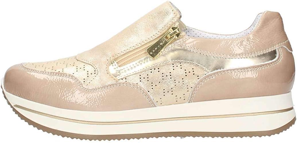 IGI&CO Scarpe Donna Sneakers Bassa 3159222 Beige: Amazon.it
