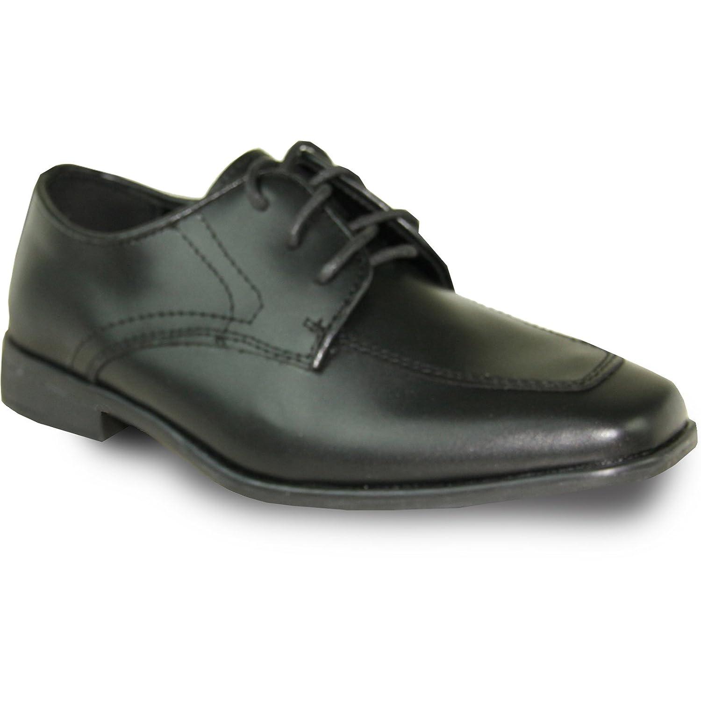 9d28fbacdf04 Allure Men Boy Dress Shoe AL01KID Wrinkle Free Tuxedo for for for Prom    Formal Events 9M US Toddler