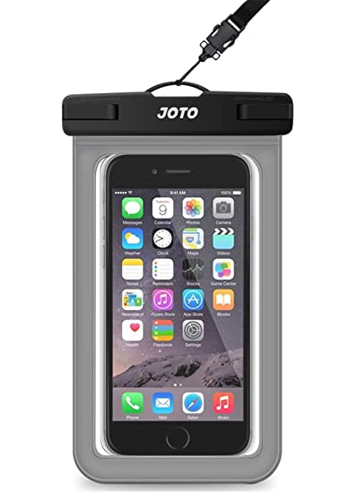 big sale 92c21 49297 JOTO Universal Waterproof Pouch Cellphone Dry Bag Case for iPhone Xs Max XR  XS X 8 7 6S Plus, Samsung Galaxy S9/S9 +/S8/S8 +/Note 8 6 5 4, Pixel 3 XL  ...