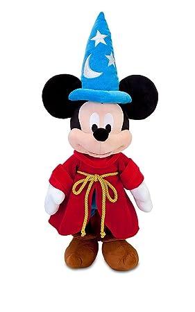 4a88c542df49ea Disney Fantasia Sorcerer Mickey Mouse Plush Toy - 24'' [Toy]