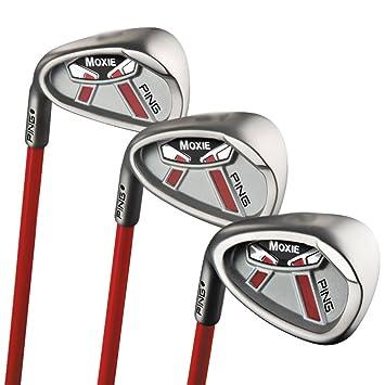 PING Moxie Junior - Juego Completo de Golf - 30740-1: Amazon ...