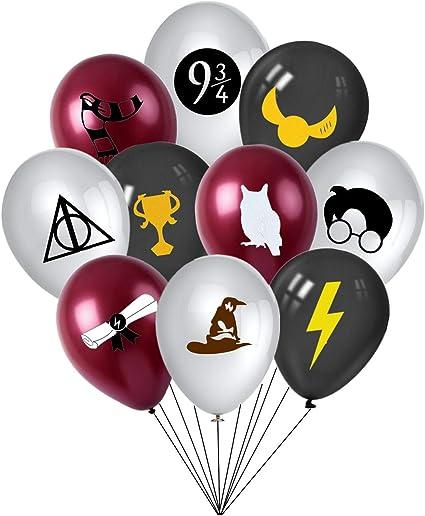 Amazon.com: 30 globos de fiesta de cumpleaños para niños ...