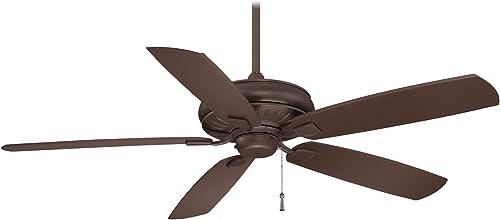 Minka-Aire F532-ORB Sunseeker 60 Inch Outdoor Ceiling Fan Pull Chain
