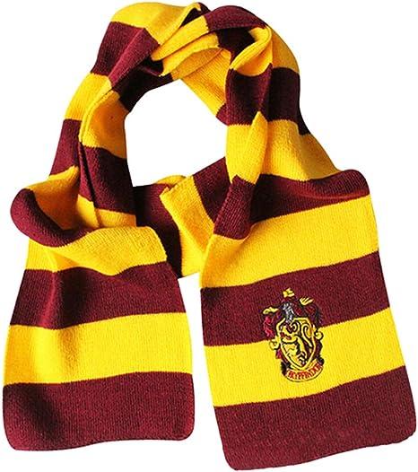 YMCHE Bufanda de Harry Potter, Bufanda de Estilo colegial de Harry ...