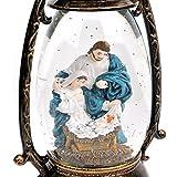 Evelyne GMT-10314 Snowman Family Christmas Snow