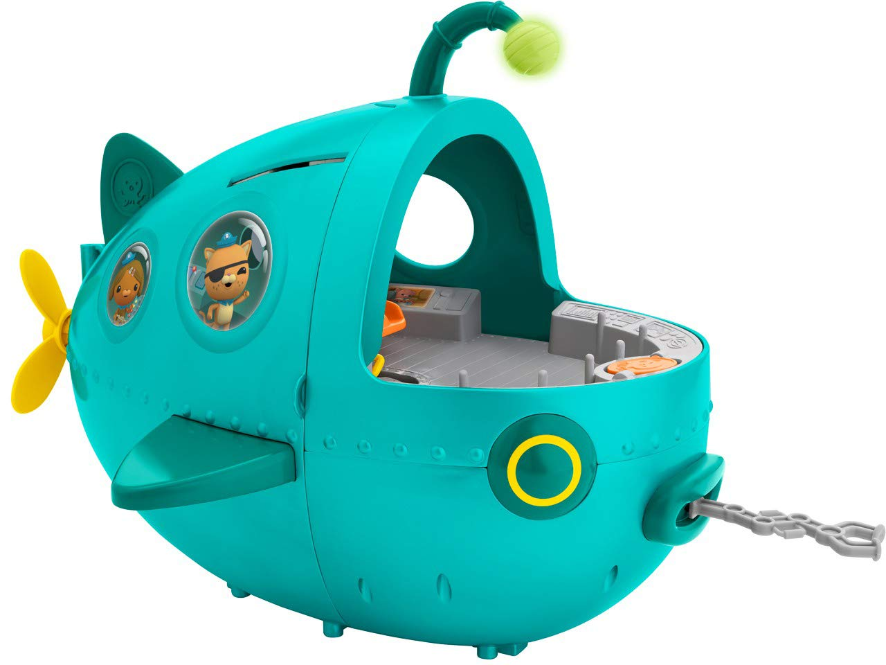Fisher-Price Octonauts Gup-A Megapack [Amazon Exclusive] by Fisher-Price (Image #4)