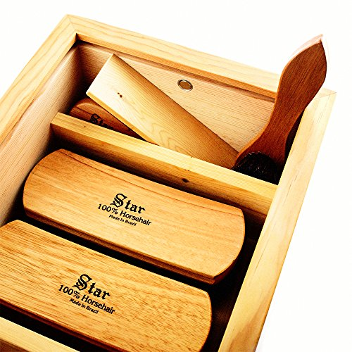 Shinekits Ultimate Shoe Shine Kit in Honey Finish by Shinekits (Image #8)