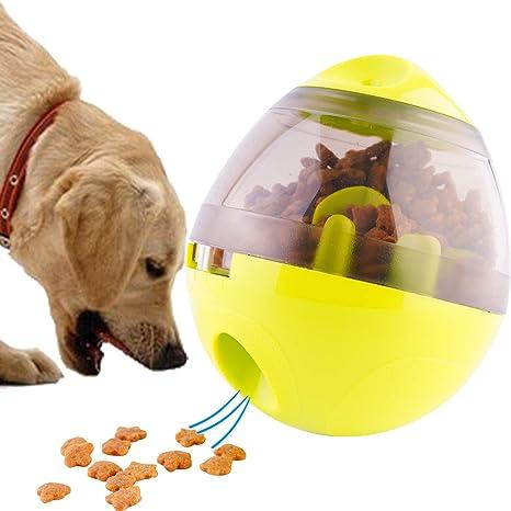 AHUA - Juguete para Mascotas con Forma de Pelota de Juguete para ...