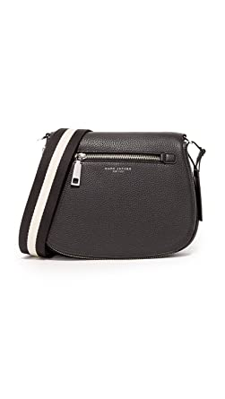 21c40df3ebd6 Amazon.com  Marc Jacobs Gotham Saddle Bag
