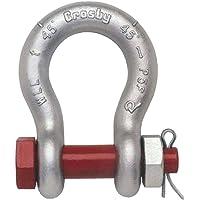 Crosby amz1023752perno tipo Anchor grillete, G2130, wll- 4,75toneladas