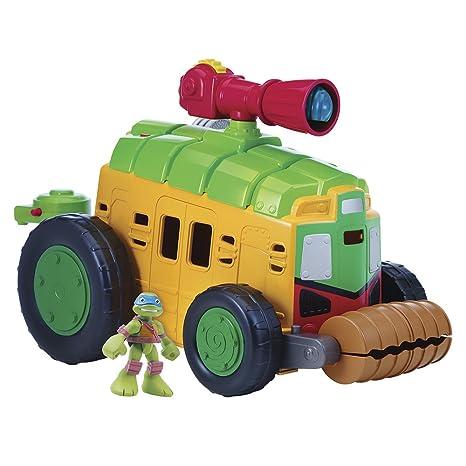 Tortugas Ninja - Camión Shell Raiser (Giochi Preziosi 96771)