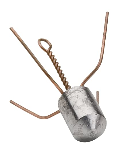 Bullet Weights Spider Fishing Sinker Weight