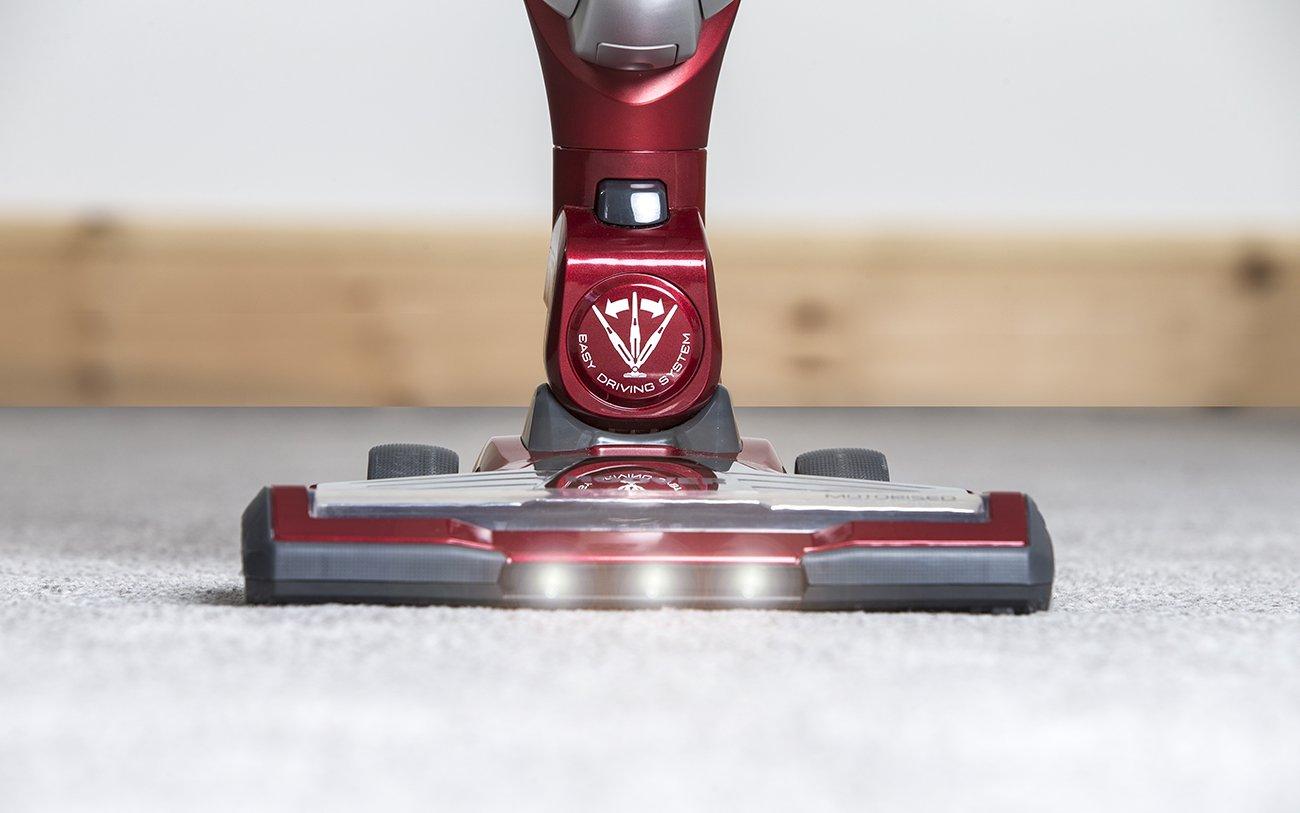 gaixample.org Indoor Vacuums Vacuums 30 V Red Hoover UNP300R ...