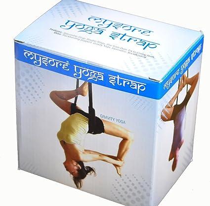Amazon Com Mysore Yoga Strap Inversion Swing Only Health Personal Care