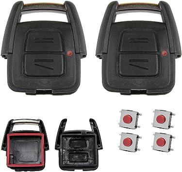 Konikon 2x Autoschlüssel Gehäuse Schlüsselgehäuse 2 Elektronik