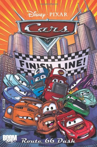 Download Cars: Route 66 Dash ebook