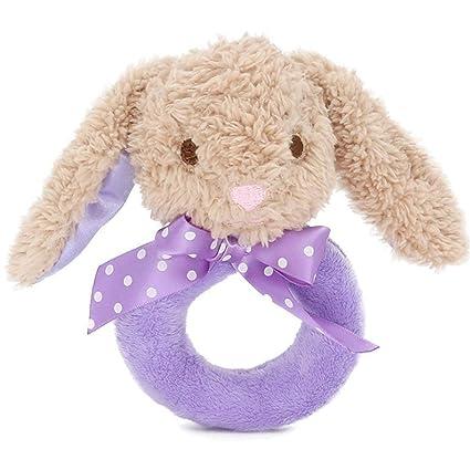 BABY Soft sonajero infantil juguetes LT simpático diseño de los ...