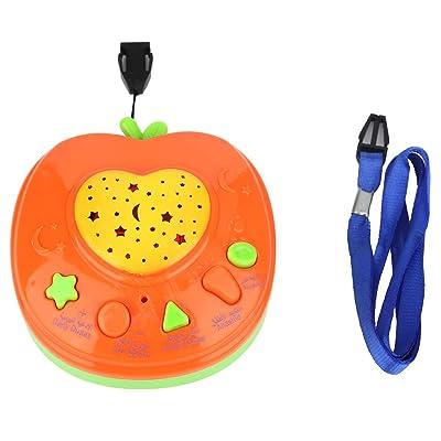 Juguete de máquina de Aprendizaje temprano para bebés,máquina de educación temprana de Rompecabezas para niños con función de luz de proyección Máquina de Aprendizaje árabe para bebé,niño,Musical(#2): Hogar